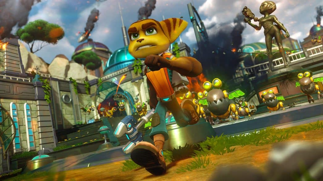 ratchet and clank game releases today
