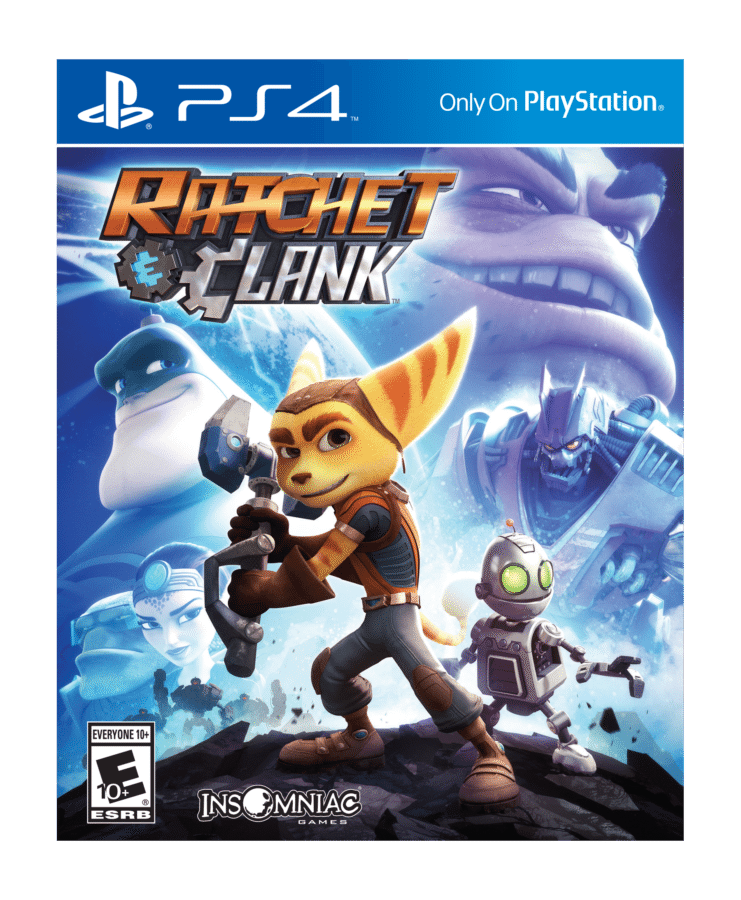 ratchet and clank releases today for playstation