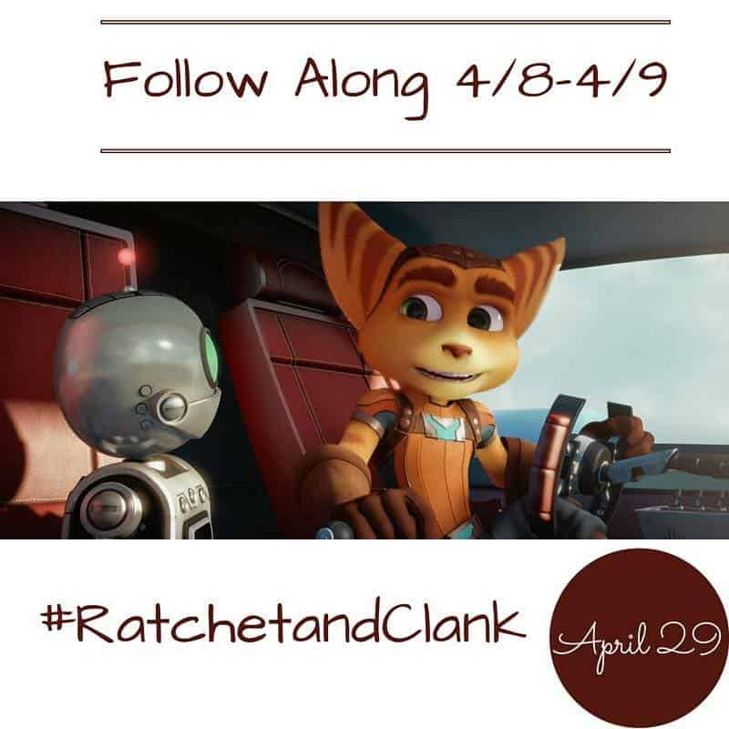 ratchet and clank follow me press trip