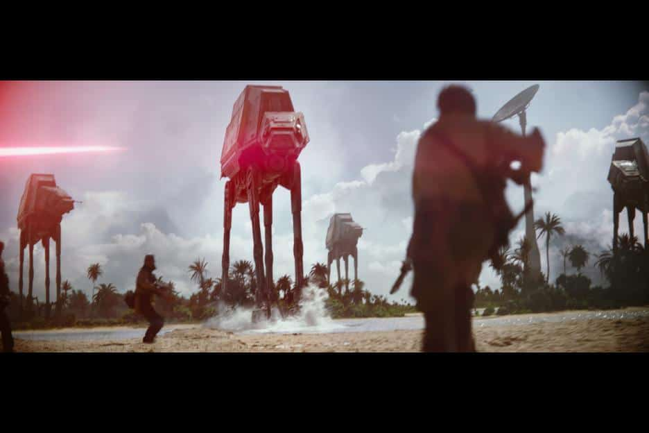 rogue one star wars trailer