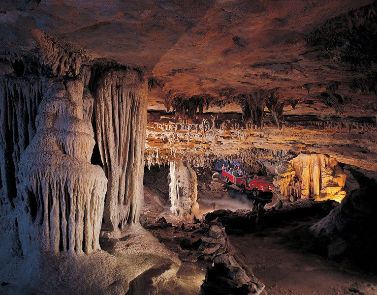 Fantastic Caverns Pic courtesy of Springfield CVB