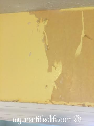 how to remove wallpaper backing