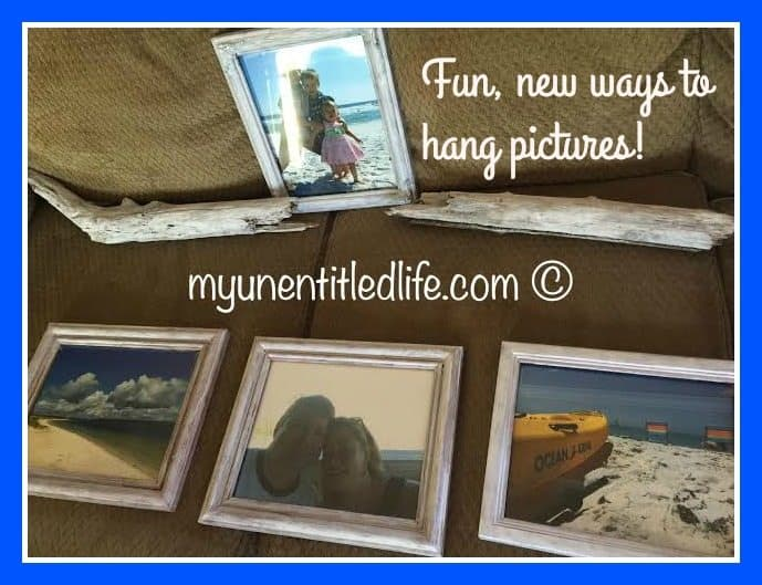 fun ways to display pictures