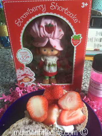 strawberry shortcake breakfast recipe ingredients