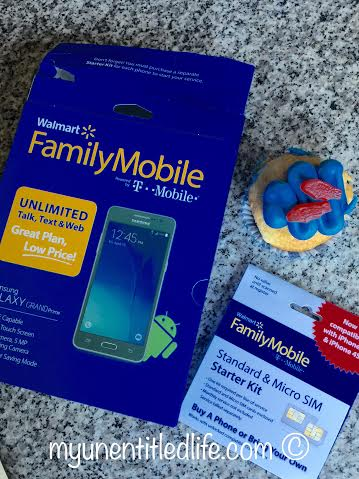 walmart family mobile data and a move plan