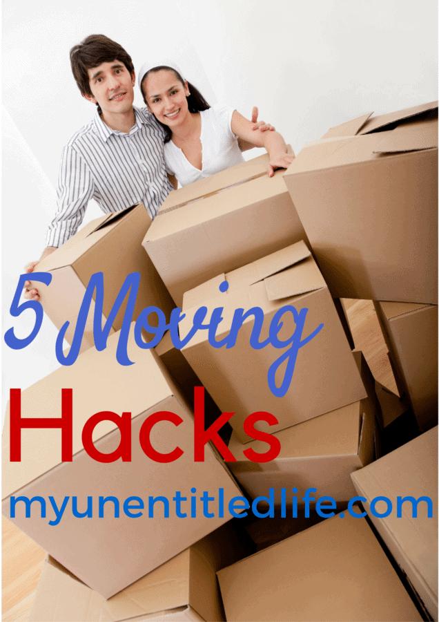 5 Moving Hacks
