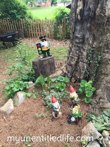 follow the rules in gnome town