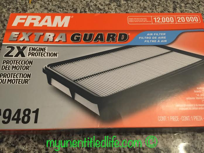 getting your car ready for summer with fram