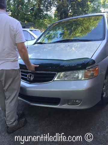getting my car summer ready