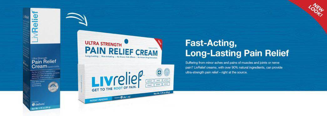 livrelief for no more suffering