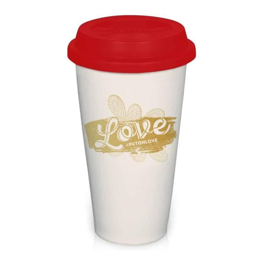genius cup put on love