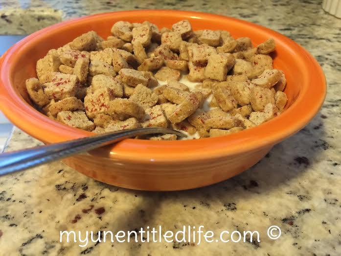 tiny toast cereal bowl