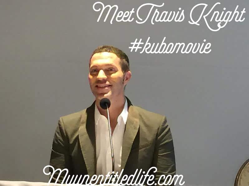 meet travis knight kubo movie