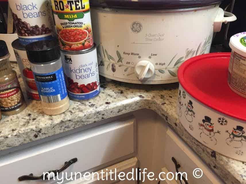 slow cooker chicken tortilla soup recipe
