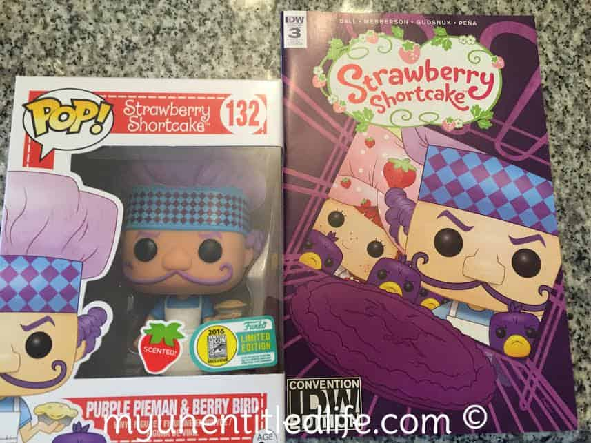 strawberry shortcake purple pieman giveaway