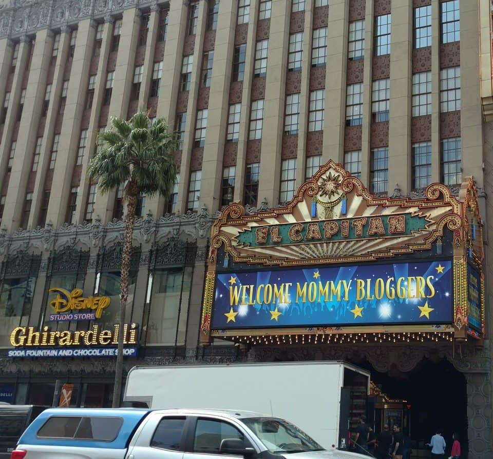 el capitan theater tour