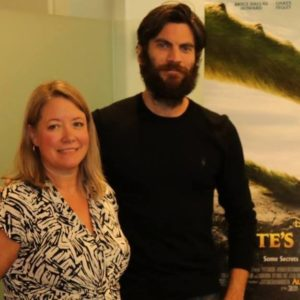 5 Fun Facts heard at my interview with Wes Bentley #PetesDragonEvent