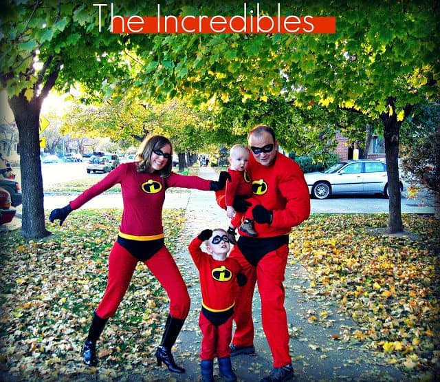 DIY Incredible Costume