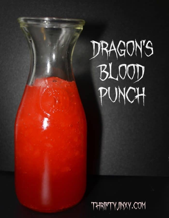 dragons blood punch
