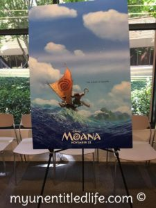 Go behind the scenes with me on Moana #PetesDragonEvent