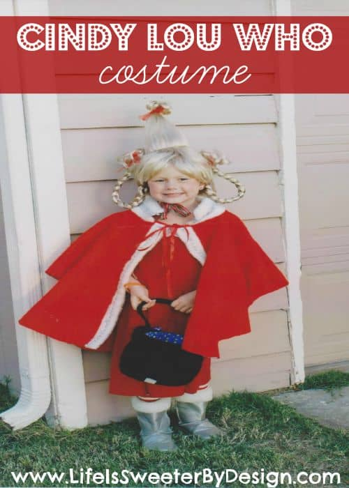 toddler cindy lou who costume