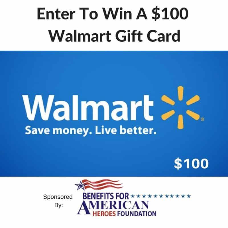 walmart giveaway