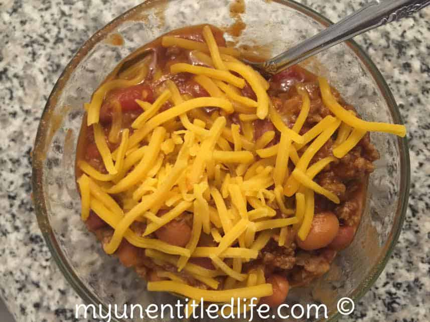world famous chili recipe