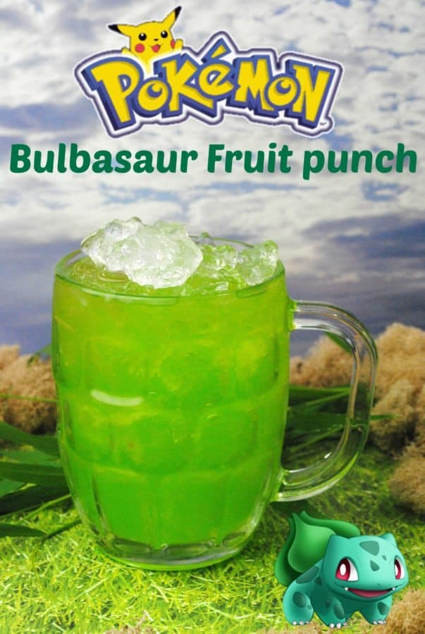 pokemon drink recipes