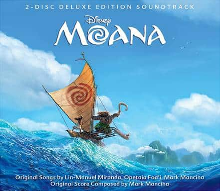 Are you curious to see 2 new Moana clips and a sneak peek at the soundtrack? I've got them for you here!