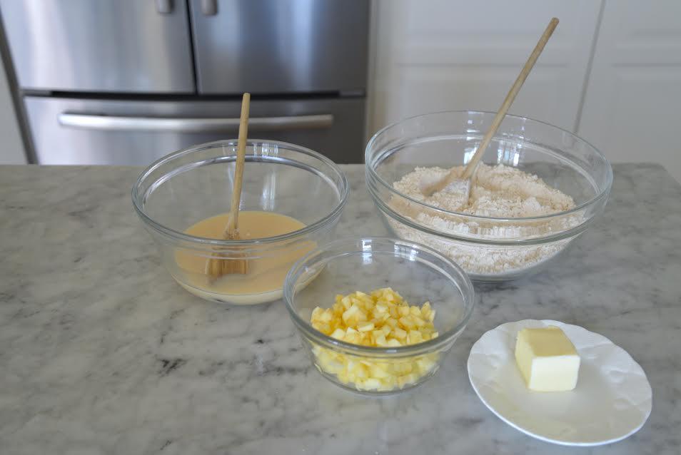 apple cider scones recipe