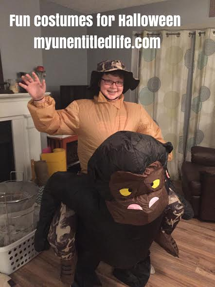 fun costumes for halloween