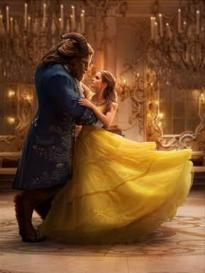 belle and the beast live action