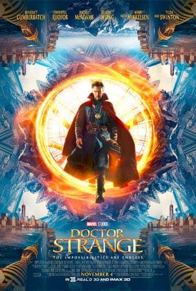 doctor strange clip and lego poster